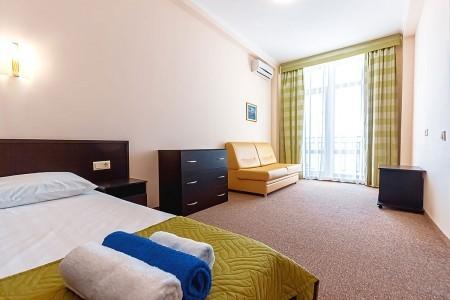 Улучшенный 3-местный 2-комнатный 3 категории, фото 4
