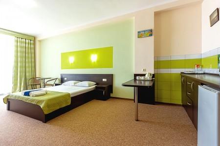 Улучшенный 3-местный 2-комнатный 3 категории, фото 2