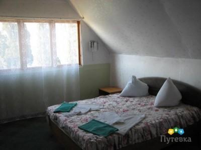 Летний домик 4-местный 2-этажный, фото 1