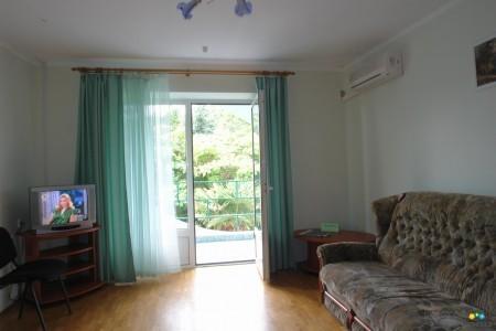 Люкс 2-местный 2-комнатный (с балконом), фото 2