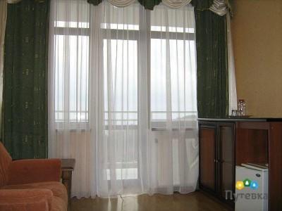 Джуниор сюит 2-местный 2-комнатный №№121, 221, 322, 421, 521 , фото 2