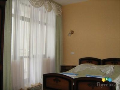 Люкс 2-местный 3-комнатный №201, 309, 409, 501, фото 1