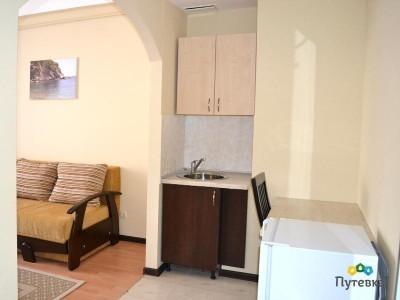 Люкс 2-местный 2-комнатный (9 этаж), фото 2