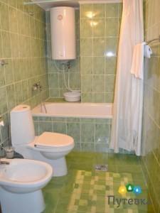 Люкс семейный 4-местный 2-комнатный , фото 6