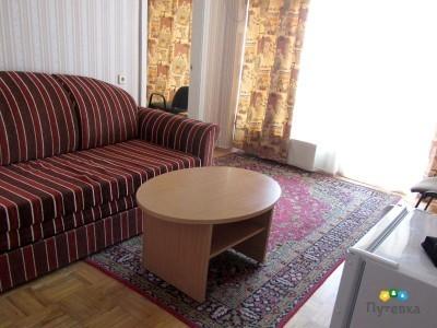 Полулюкс 2-местный (2-5 этаж), фото 2