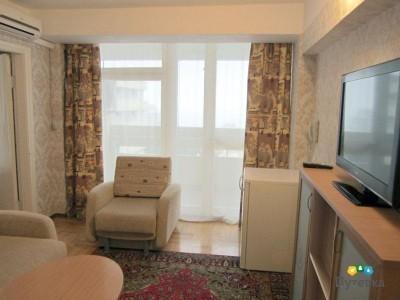 Полулюкс 2-местный 2-комнатный (вид на море - 6-10 этаж), фото 4