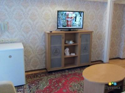 Полулюкс 2-местный 2-комнатный (вид на море - 6-10 этаж), фото 2