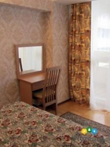 Полулюкс 2-местный 2-комнатный (вид на море - 6-10 этаж), фото 3