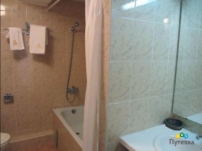 Полулюкс 2-местный 2-комнатный (вид на море - 6-10 этаж), фото 5