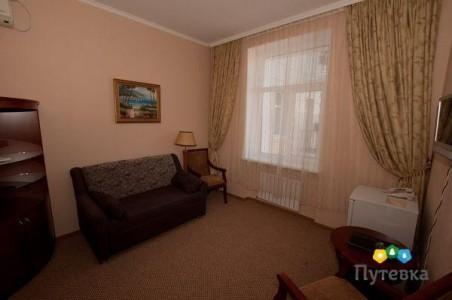 Люкс 2-местный 2-комнатный (с балконом), фото 3