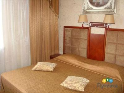 Люкс 2-местный 2-комнатный улучшенный , фото 1