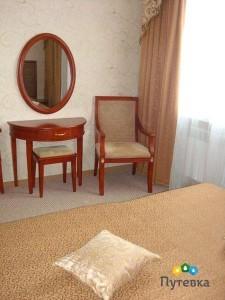 Люкс 2-местный 2-комнатный улучшенный , фото 2