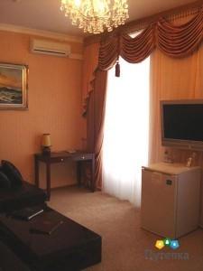 Люкс комфорт 2-местный 2-комнатный улучшенный, фото 3