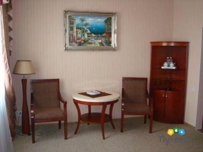 Люкс комфорт 2-местный 2-комнатный улучшенный, фото 2