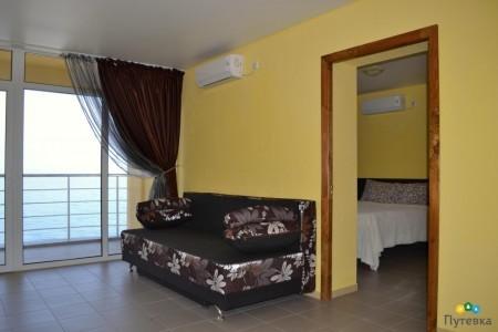 Полулюкс 2-местный 2-комнатный , фото 4