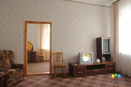 Люкс 2-местный 2-комнатный (без балкона), фото 1