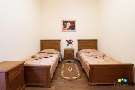 Комфорт с 2 кроватями, фото 1