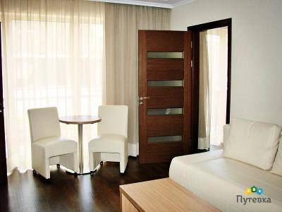 Люкс 4-местный 3-комнатный, фото 2