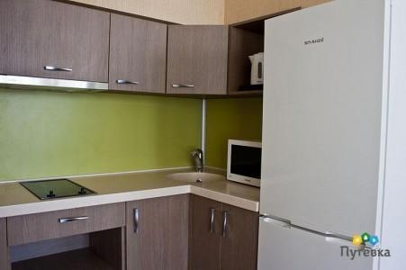 Люкс 4-местный 3-комнатный, фото 3