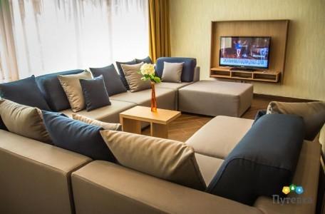 Апартамент Комфорт 4-местный 3-комнатный, фото 1