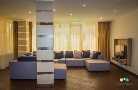 Апартамент 4-местный 3-комнатный, фото 3