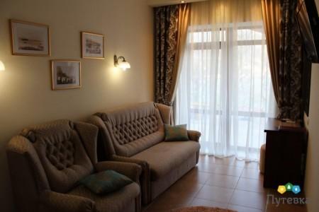 Люкс 2-местный 2-комнатный SV, фото 4
