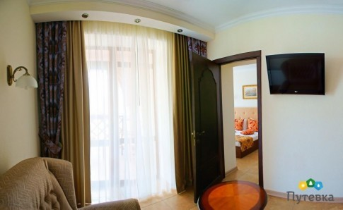 Люкс 2-местный 2-комнатный SV, фото 5