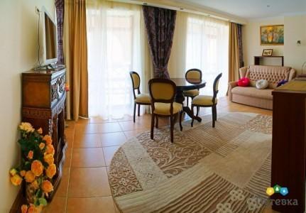 Апартамент 3-местный 2-комнатный, фото 2