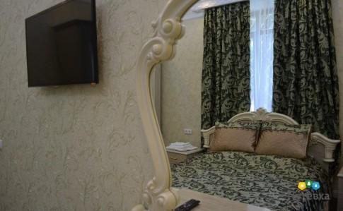 Люкс 2-местный 2-комнатный №11 (1-й этаж), фото 7