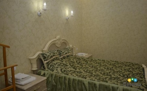 Люкс 2-местный 2-комнатный №16 (1-й этаж), фото 1