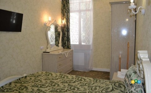 Люкс 2-местный 2-комнатный №16 (1-й этаж), фото 4