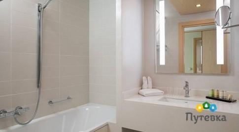 Люкс улучшенный 2-местный 2-комнатный, фото 3