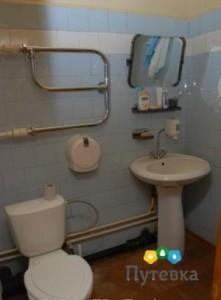 Номер 2-местный 2-комнатный 3-категории (2-3 этаж), фото 3