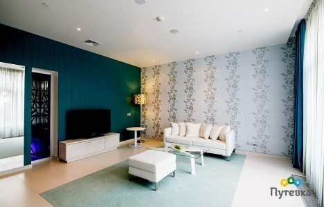 Vip-Suite 2-местный 2-комнатный, фото 4