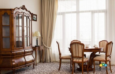 Люкс улучшенный 2-местный 2-комнатный, фото 2