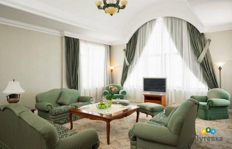 Люкс Президентский 2-местный 3-комнатный, фото 1