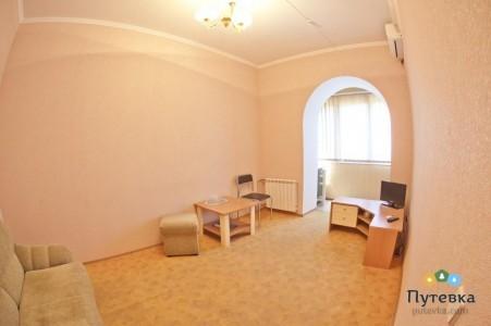 Стандарт 2-местный 2-комнатный , фото 2