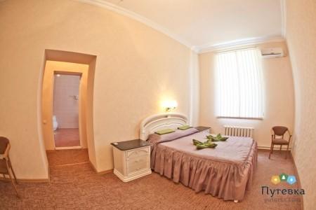 Улучшенный 2-местный 2-комнатный , фото 1