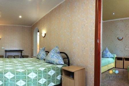 Семейный 4-местный 2-комнатный 1 категории, фото 2