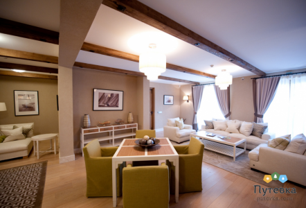 Семейный люкс 4-местный 3-комнатный, фото 4