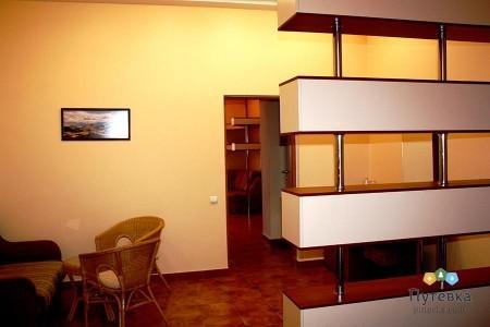 Фемели 4-местный 2-комнатный , фото 1