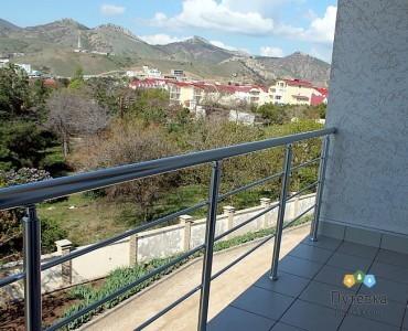 Люкс 2-местный 2-комнатный (с балконом), фото 4