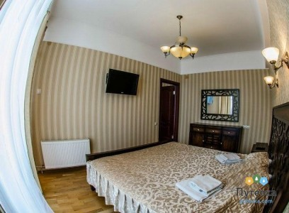 Люкс 2-местный 2-комнатный (5 этаж, юг), фото 2
