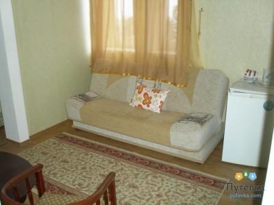 Полулюкс 2-комнатный 2-местный (с балконом), фото 4