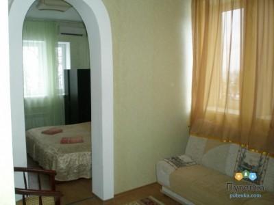 Полулюкс 2-комнатный 2-местный (с балконом), фото 5