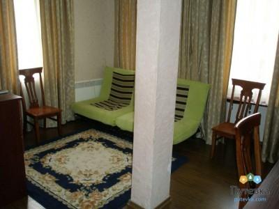 Полулюкс 2-комнатный 2-местный (без балкона), фото 3