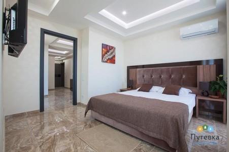Люкс 2-местный 2-комнатный, фото 7