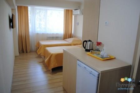 Комфорт 2-местный 1-комнатный с КД корп.1, фото 7