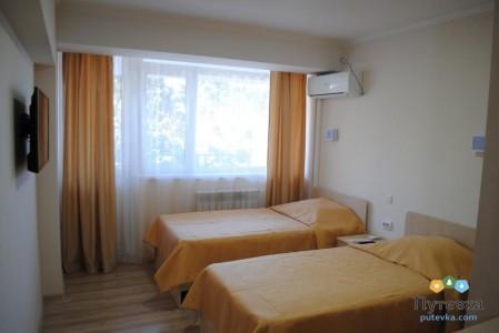 Комфорт 2-местный 1-комнатный с КД корп.1, фото 3