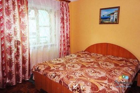 Люкс 2-местный 2-уровневый 3-комнатный, фото 1